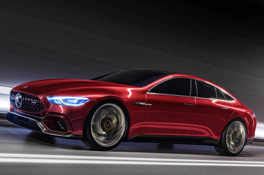 Mercedes-AMG to reinvent itself for an electric future