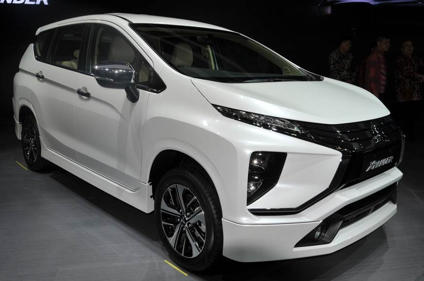 2017 Mitsubishi Xpander debuts in Indonesia