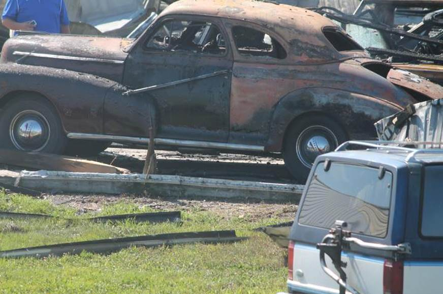Over 150 classic cars lost in fire at Illinois museum