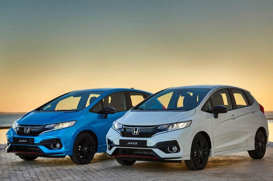 Honda Jazz facelift revealed before Frankfurt debut