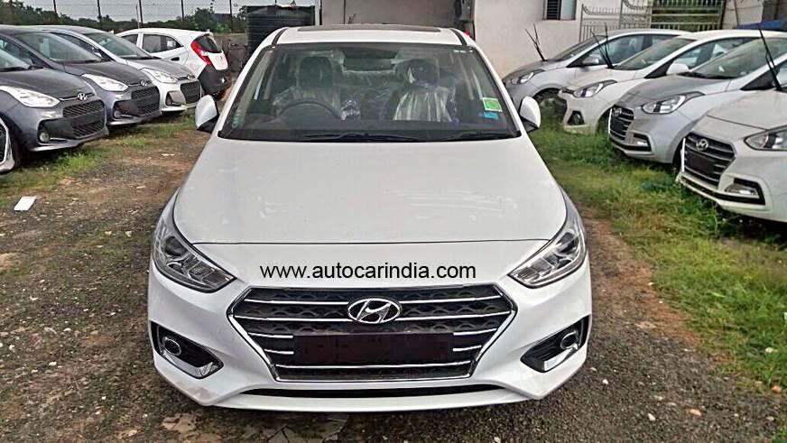 New Hyundai Verna variants explained
