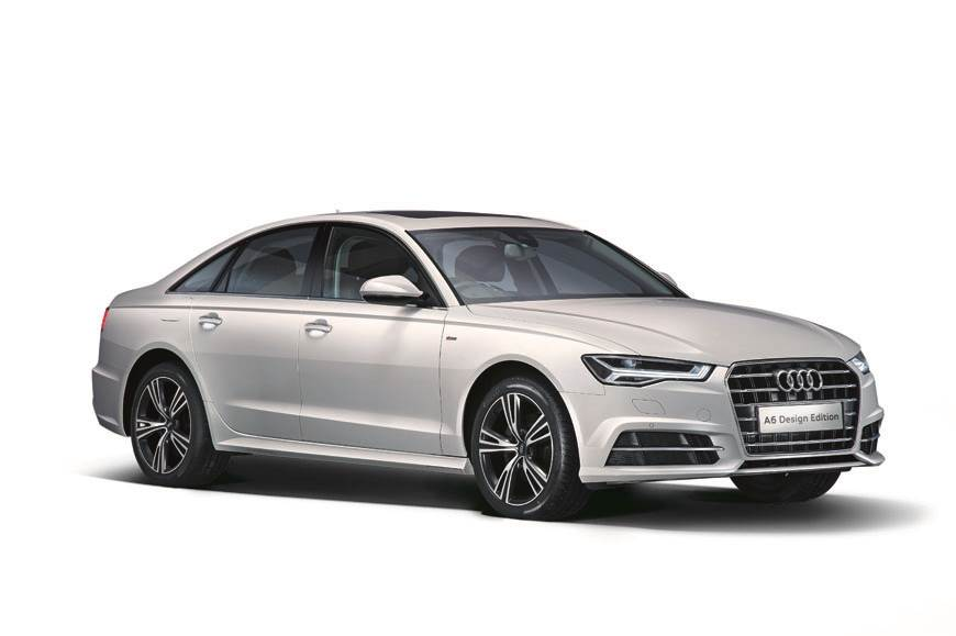 2017 Audi Q7, A6 Design Editions launched in India
