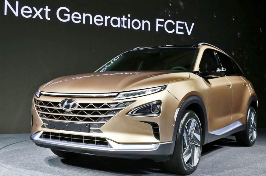 Hyundai showcases next-gen fuel cell EV in Seoul