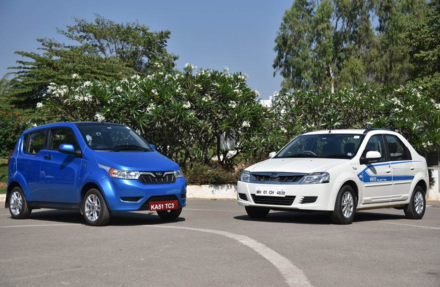 Mahindra to gain from govt. order for 10,000 EVs