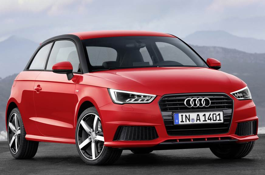 2018 Audi A1 aims to eclipse rival Mini