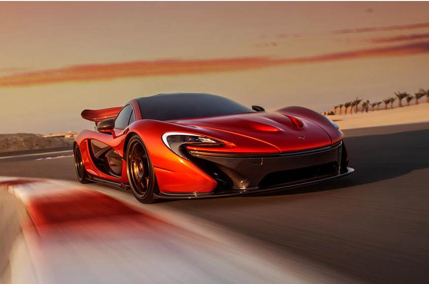 McLaren developing all-electric supercar