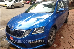 Skoda Octavia RS India launch on August 30, 2017