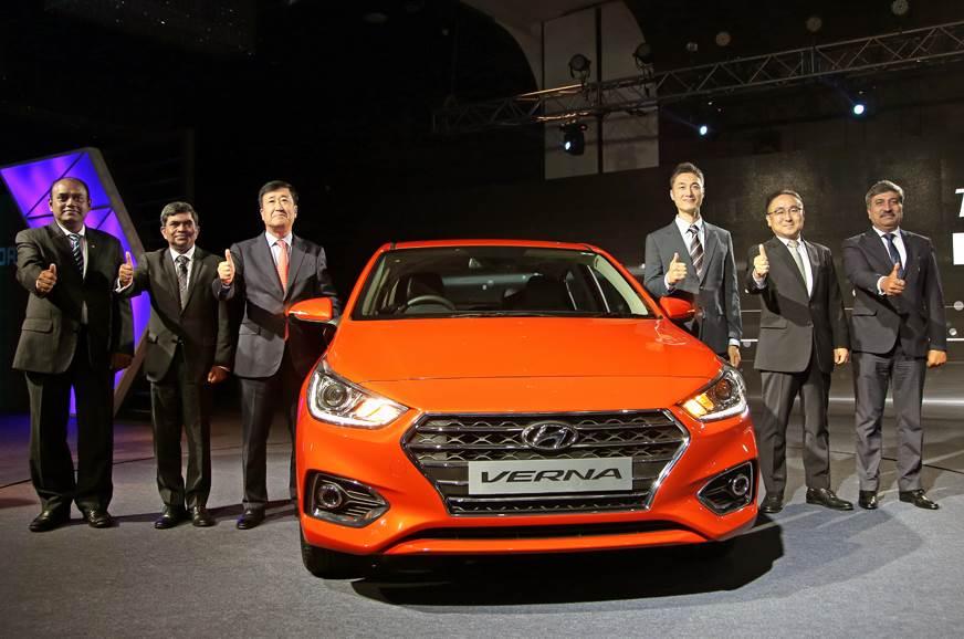 2017 Hyundai Verna launched at Rs 7.99 lakh