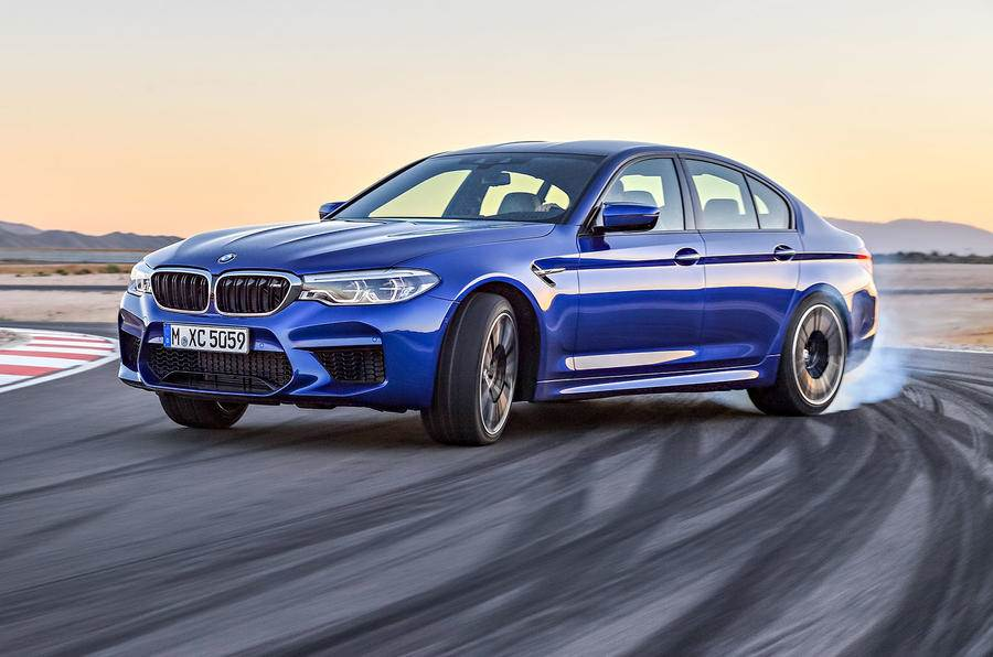 2018 BMW M5 revealed with 600hp and AWD