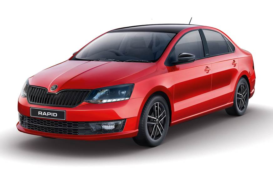 2017 Skoda Rapid Monte Carlo launched at Rs 10.75 lakh