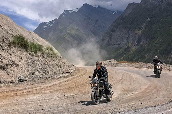Mountain Mojo: Mahindra Mojo to Leh