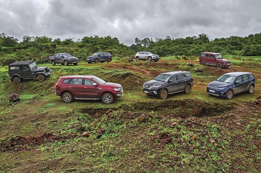 Off-road 2017 Autocar India