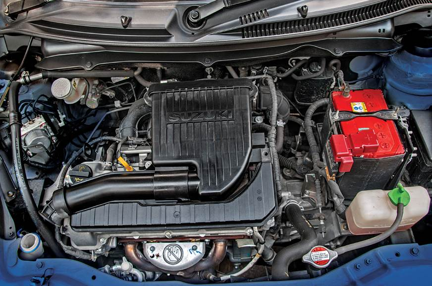 Maruti Swift engine