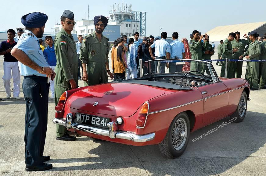 MGB IAF