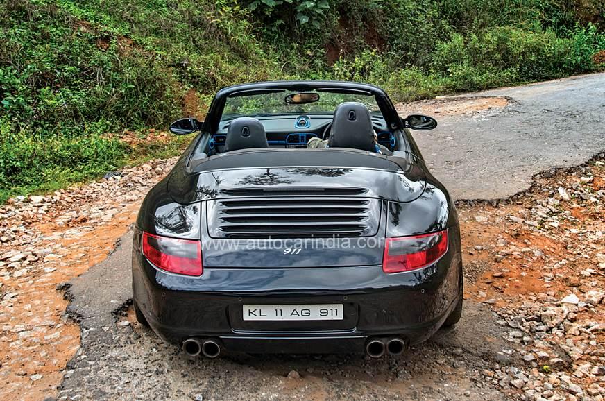 Ashique Tahir Porsche 911