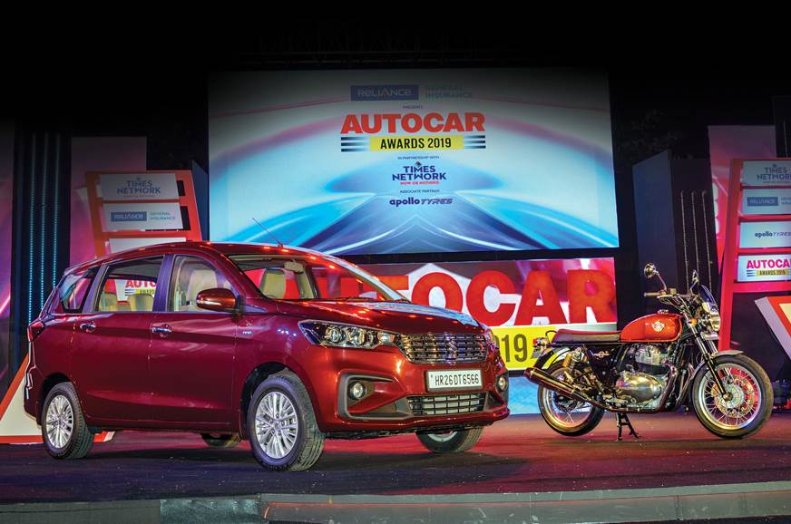 Autocar Awards 2019