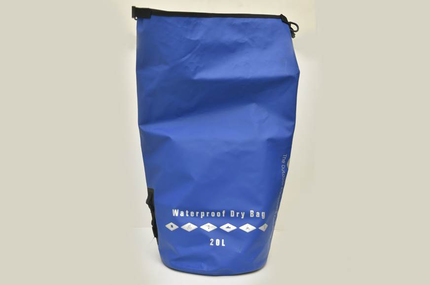 Bike riding dry bag