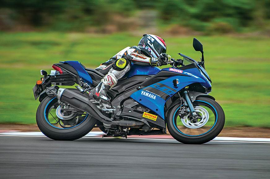 Autocar track day: India's best track bikes 2018 - Feature