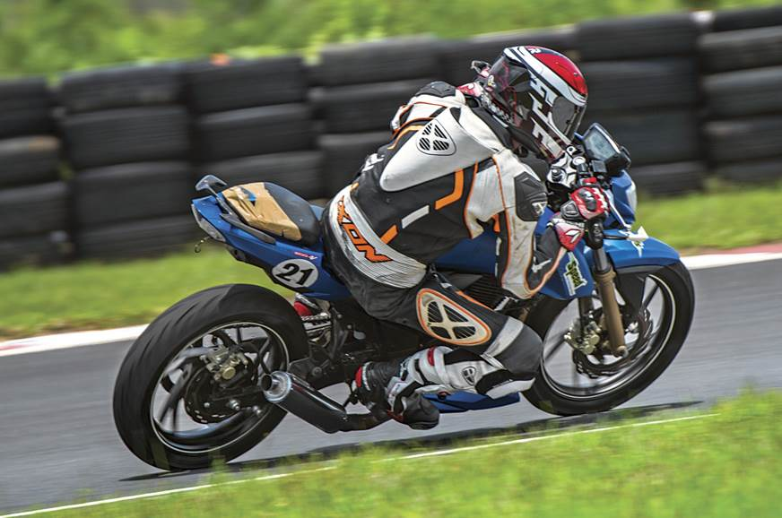 TVS Apache RTR 200 Race Bike