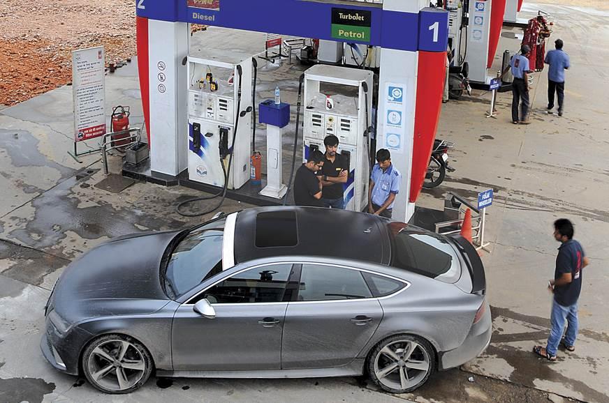 Fuel filling