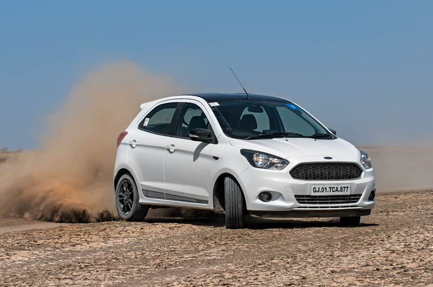 Ford Figo S