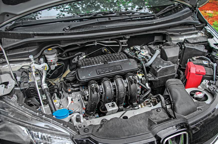 Honda Jazz engine