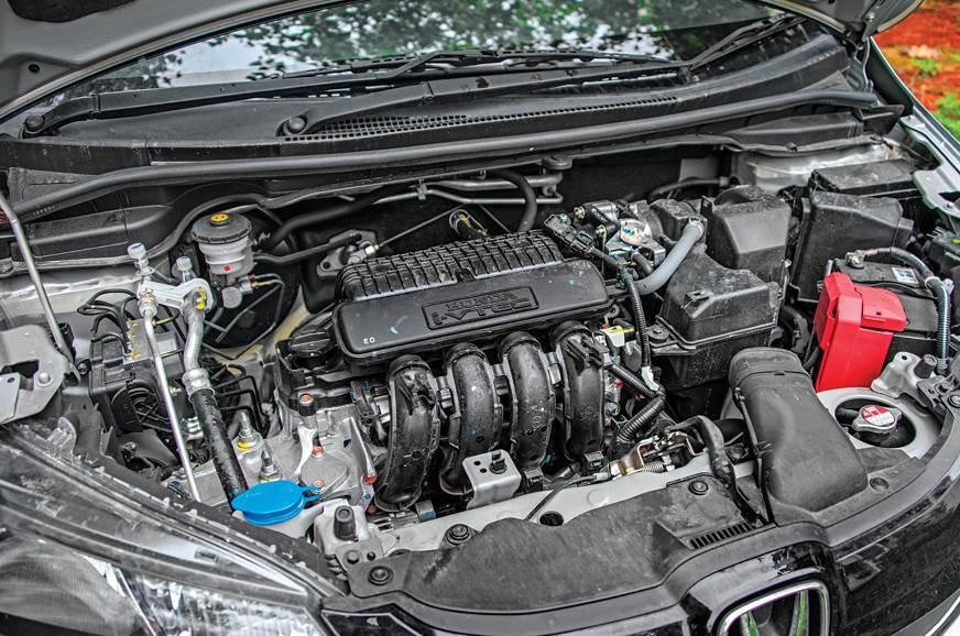 Honda Jazz engine