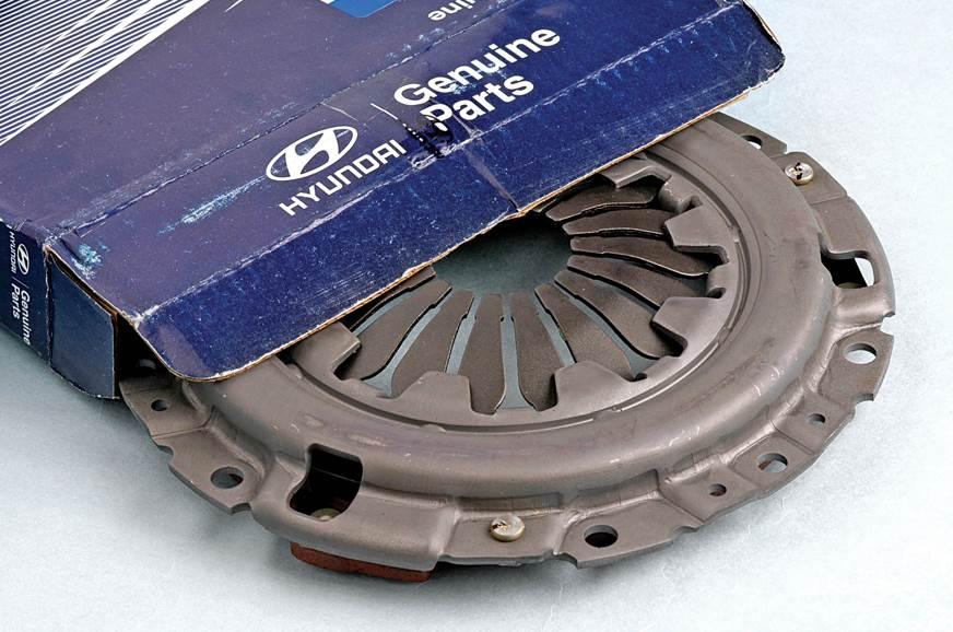 Hyundai Creta used clutch