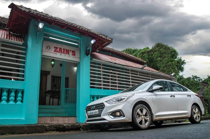 Hyundai Verna biryani