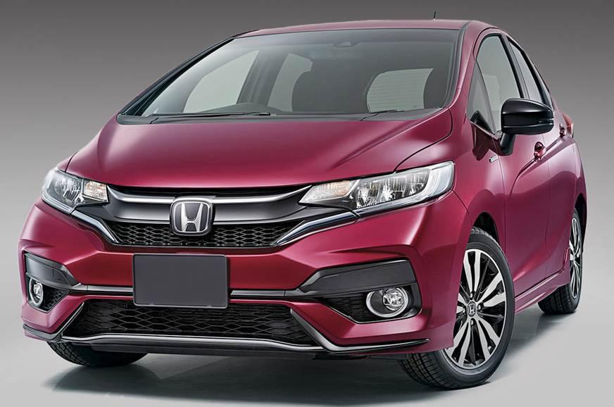 Waiting for the Honda Jazz facelift