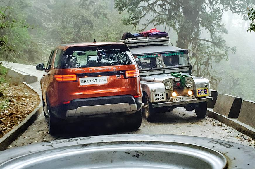 Feature Adventure - 70 Years Of Land Rover - Feature - Autocar India