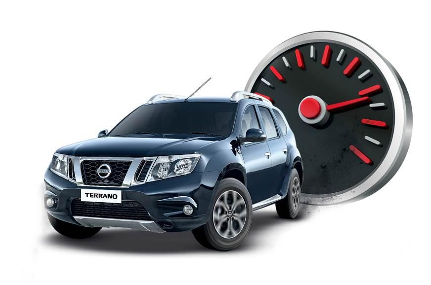 NissanConnect Speed alert