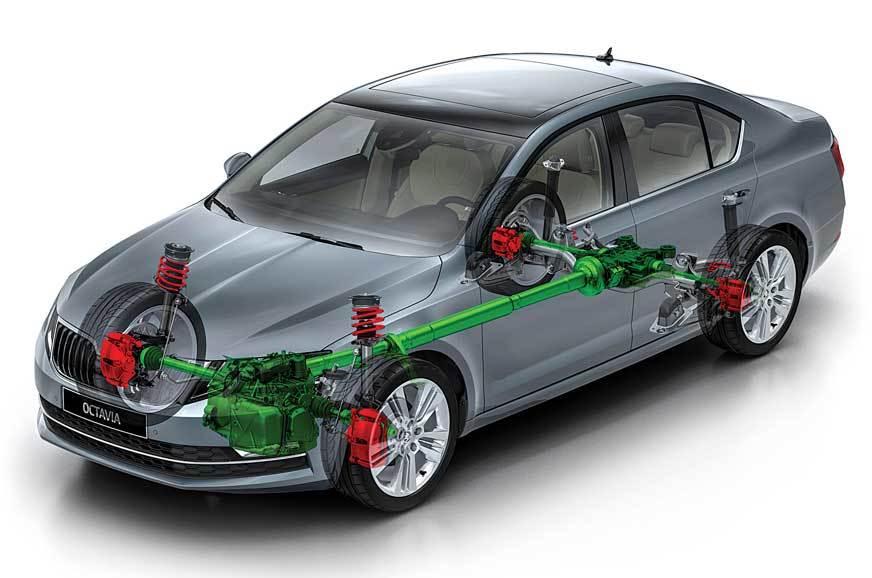Skoda Octavia 4WD