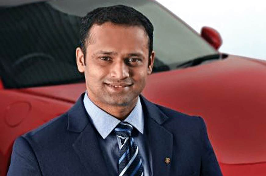 Pavan Shetty Porsche India CEO