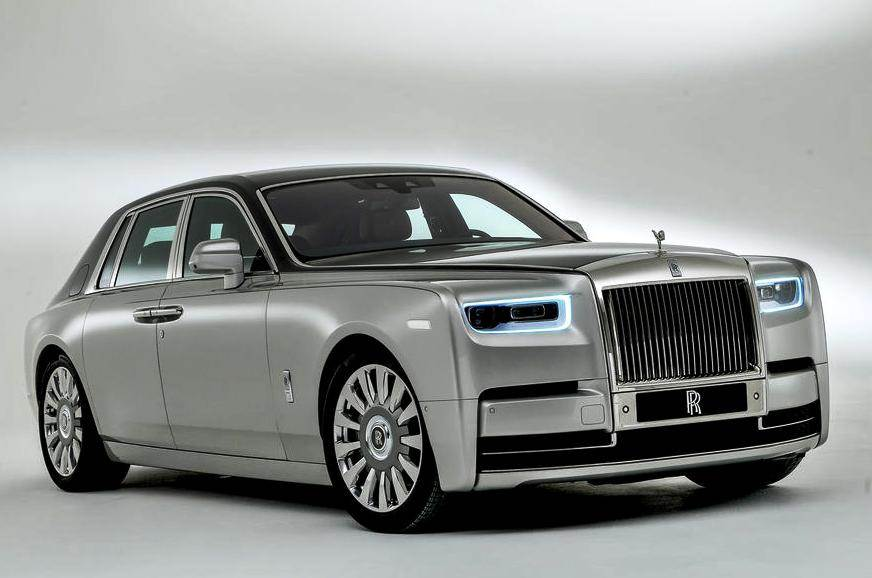 Rolls-Royce Phantom: eight generations of luxury