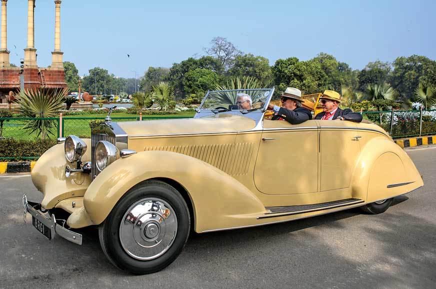 Rolls-Royce 25/30 HP (1937)
