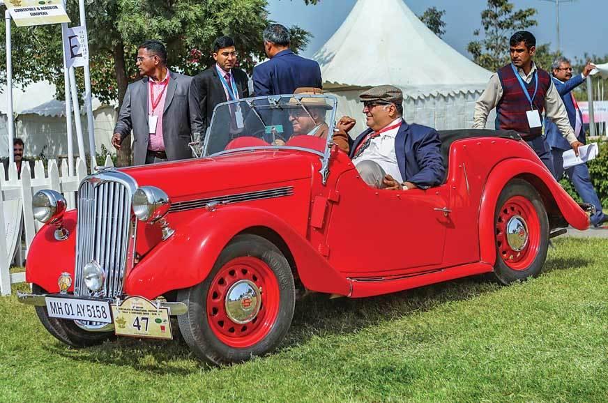 Singer Model A Roadster (1947)