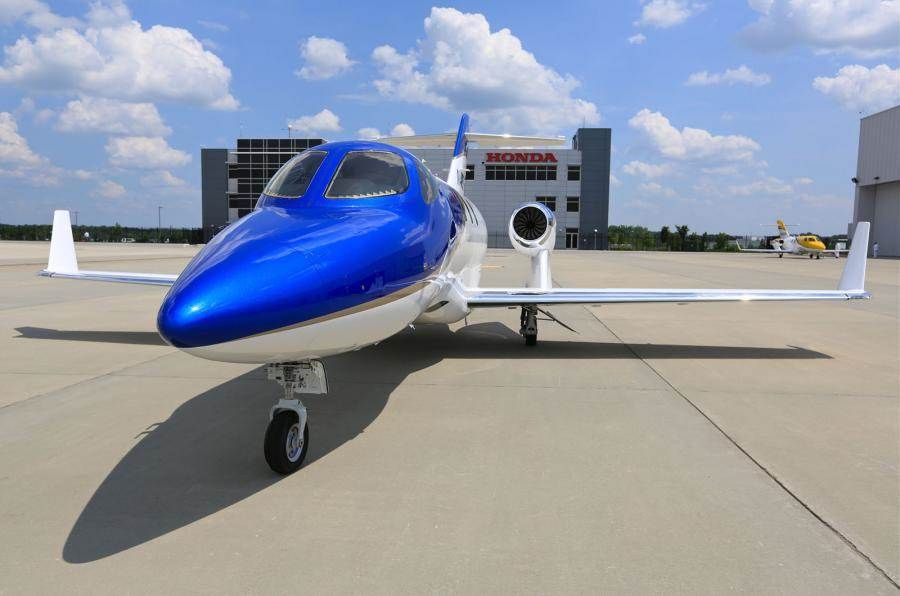 Hondajet aircraft review feature autocar india for Honda private jet