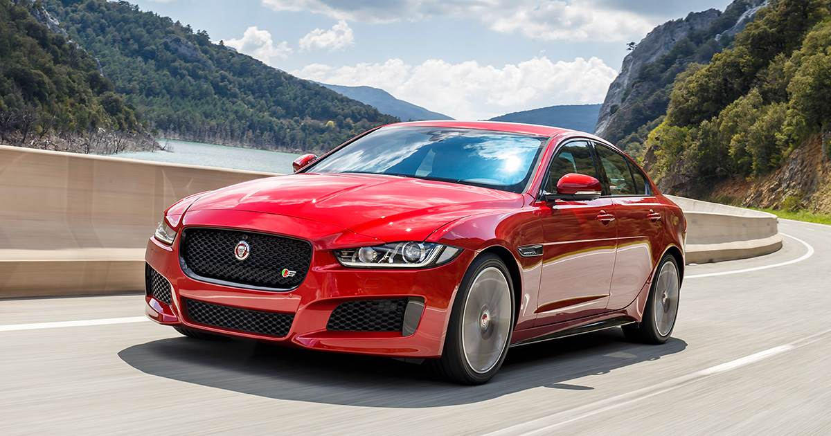 Sponsored feature: What did Jaguar XE not have until now?