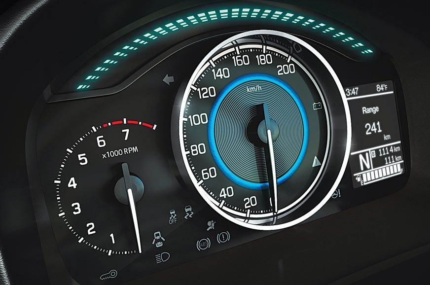 Maruti-Ignis-speedometer