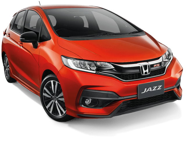 2018 Honda Jazz facelift image gallery