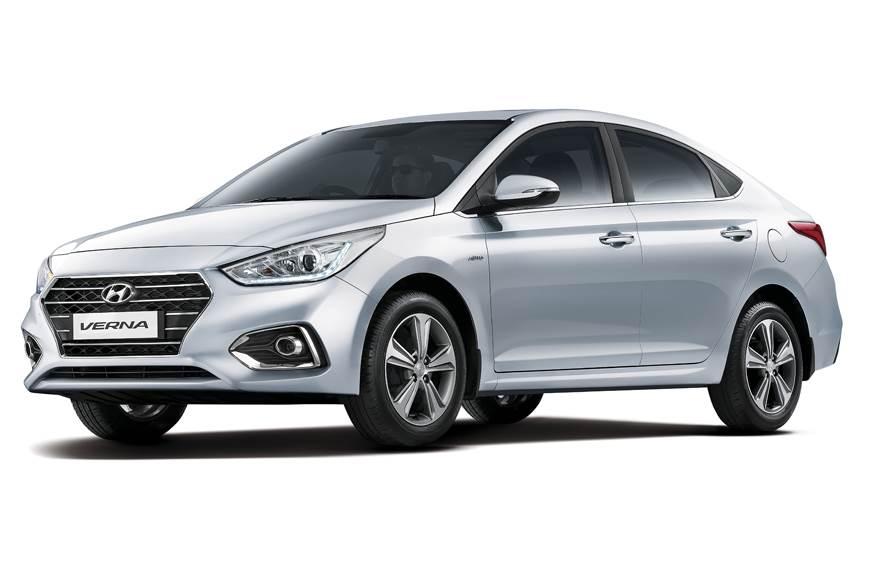 New 2017 Hyundai Verna image gallery