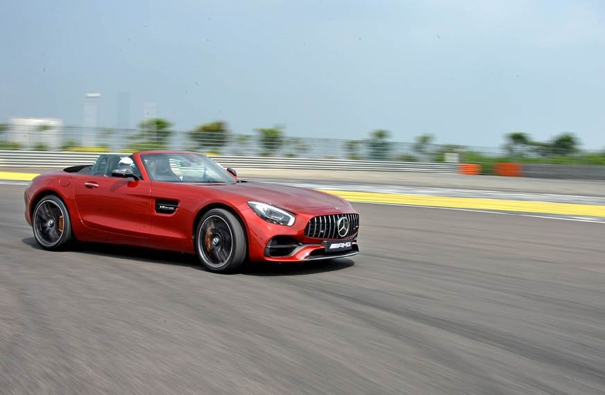 Mercedes-AMG GT, GT C Roadster photo gallery