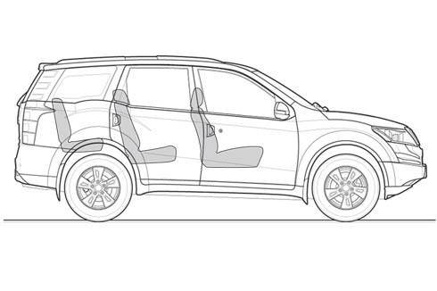Mahindra XUV500 review, test drive