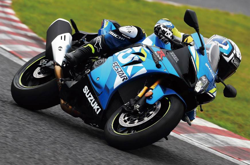 2019 Suzuki GSX-R1000 showcased - Autocar India