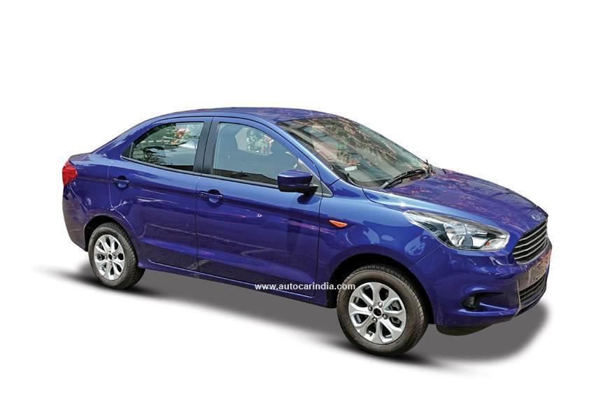 Ford Aspire EV (Mahindra)
