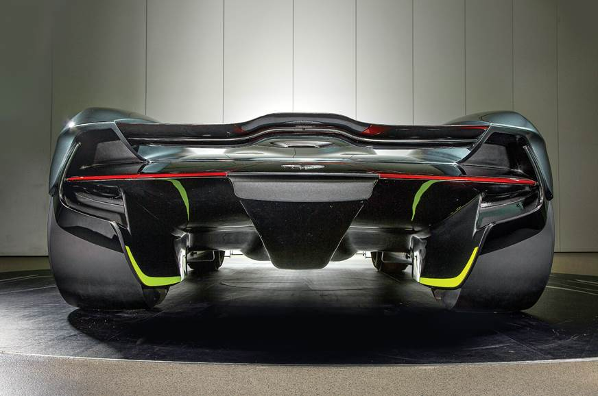 Aston Martin Valkyrie: An in-depth look