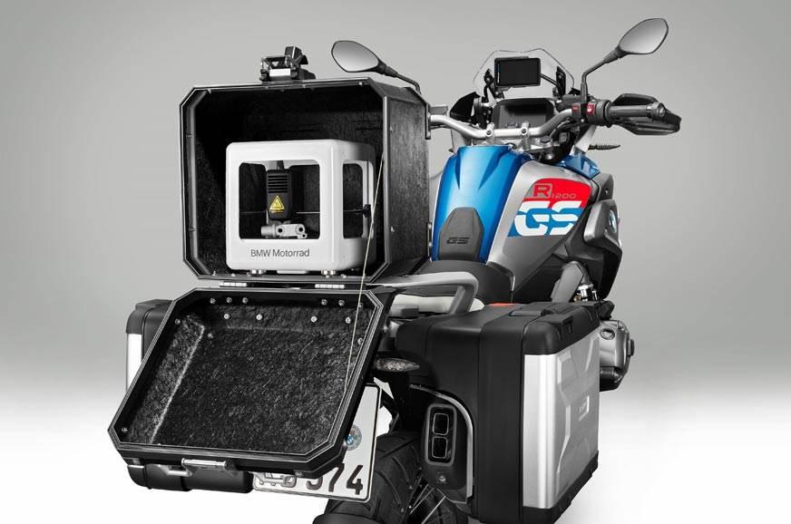 BMW Motorrad iParts 3D Printer
