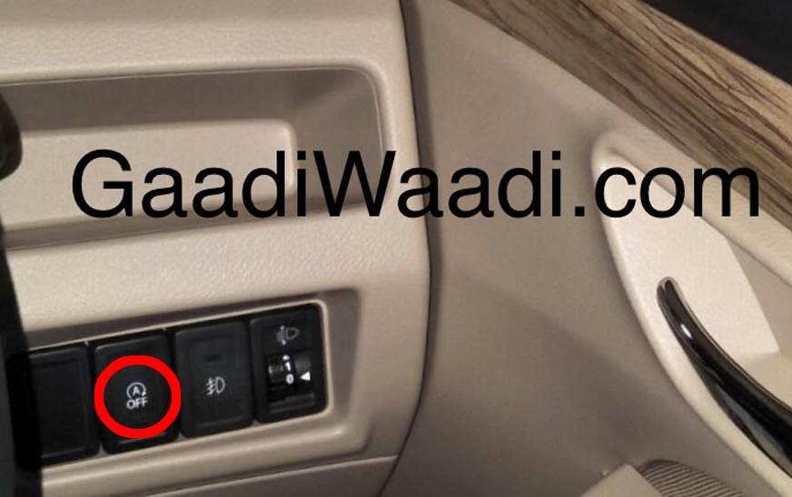 Maruti Suzuki Ciaz petrol mild hybrid