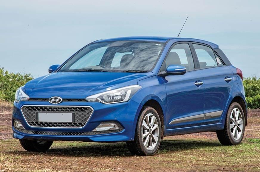 Pre-facelift Hyundai i20